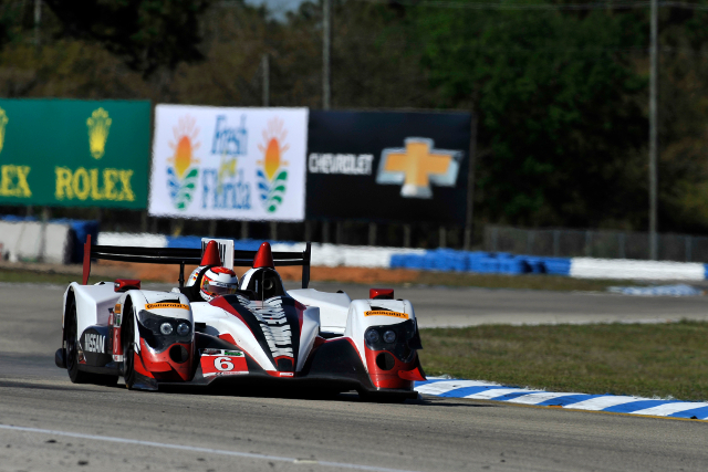 2012 12 Hours of Sebring (Courtesy of IMSA)