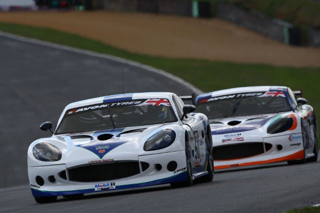 The GT4 battles will be more diverse in 2014 (Credit: Jakob Ebrey Photography)