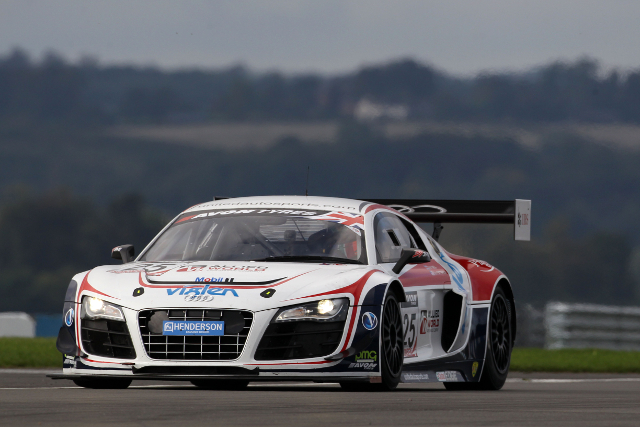 United Autosports example will be the only Audi on the grid (Credit: Jakob Ebrey)