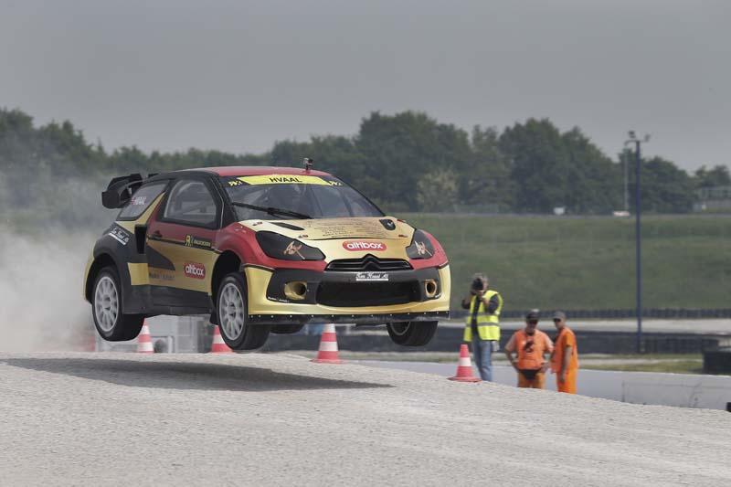 Gallery: 2014 FIA World Rallycross Media Day