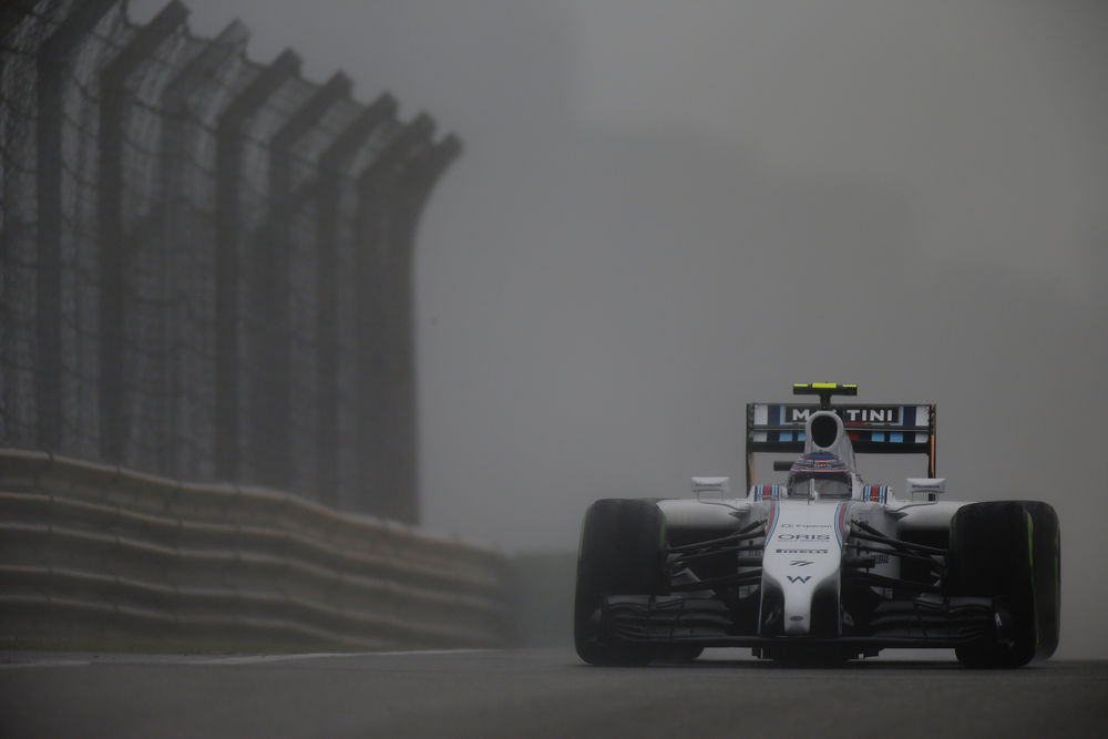 Valtteri Bottas - Williams Martini Racing - Chinese Grand Prix 2014 - Glen Dunbar