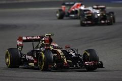 Photo Credit: Glenn Dunbar/Lotus F1 Team
