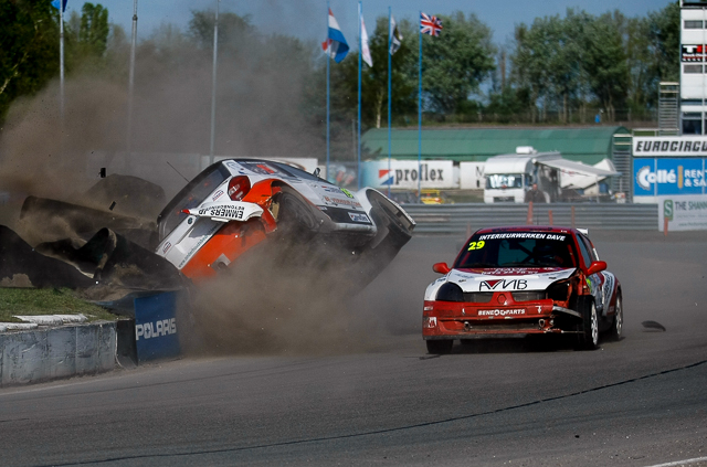 British Rallycross Championship Round 2 April 14th 2014