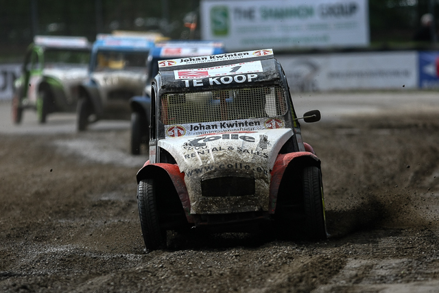 British Rallycross Championship 2014 - Round 2 April 14th