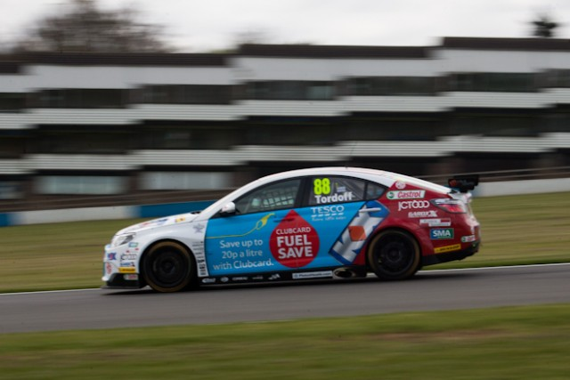 Tordoff felt he could have gone faster (Photo: Nick Smith)