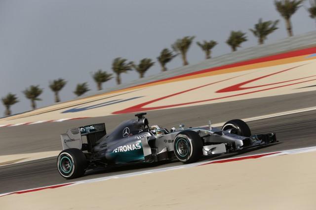 Bahrain FP3 report