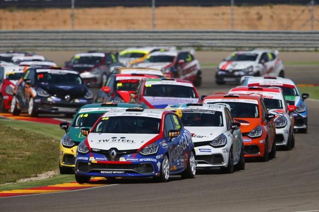 Renault Clio Eurocup Championship - Credit: RenaultSport/WSR