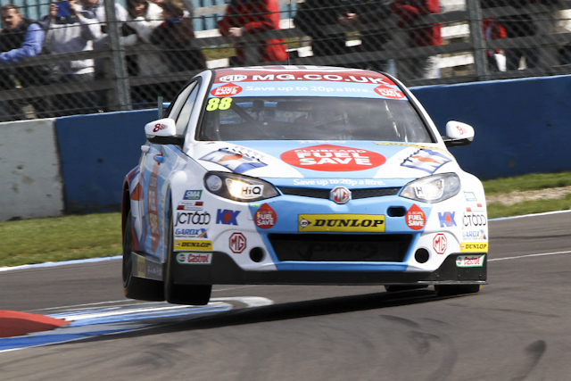 Tordoff added to his Snetterton 2013 win (Photo: Kingsley Newman)