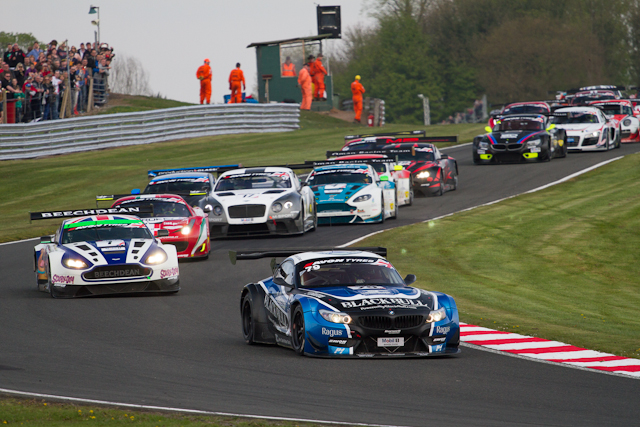 Avon Tyres British GT Championship (Credit: Will Belcher Photography)
