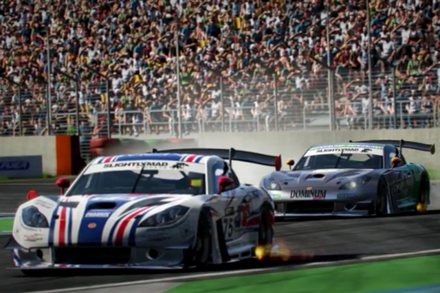 Ginetta Features In New Project CARS Video Game