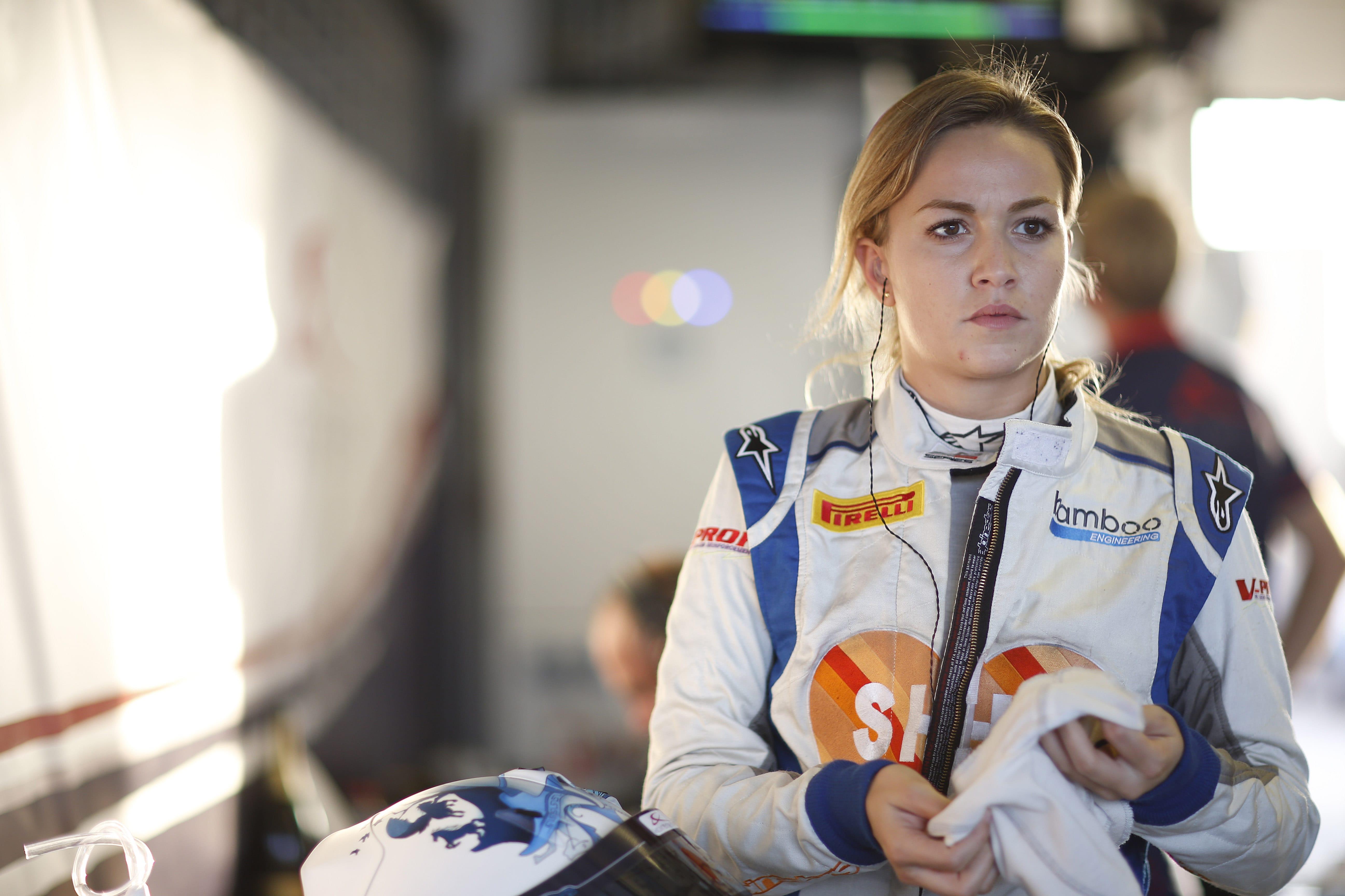 Checkered Flag VW >> Carmen Jorda Completes Koiranen GP3 Line-up - The ...
