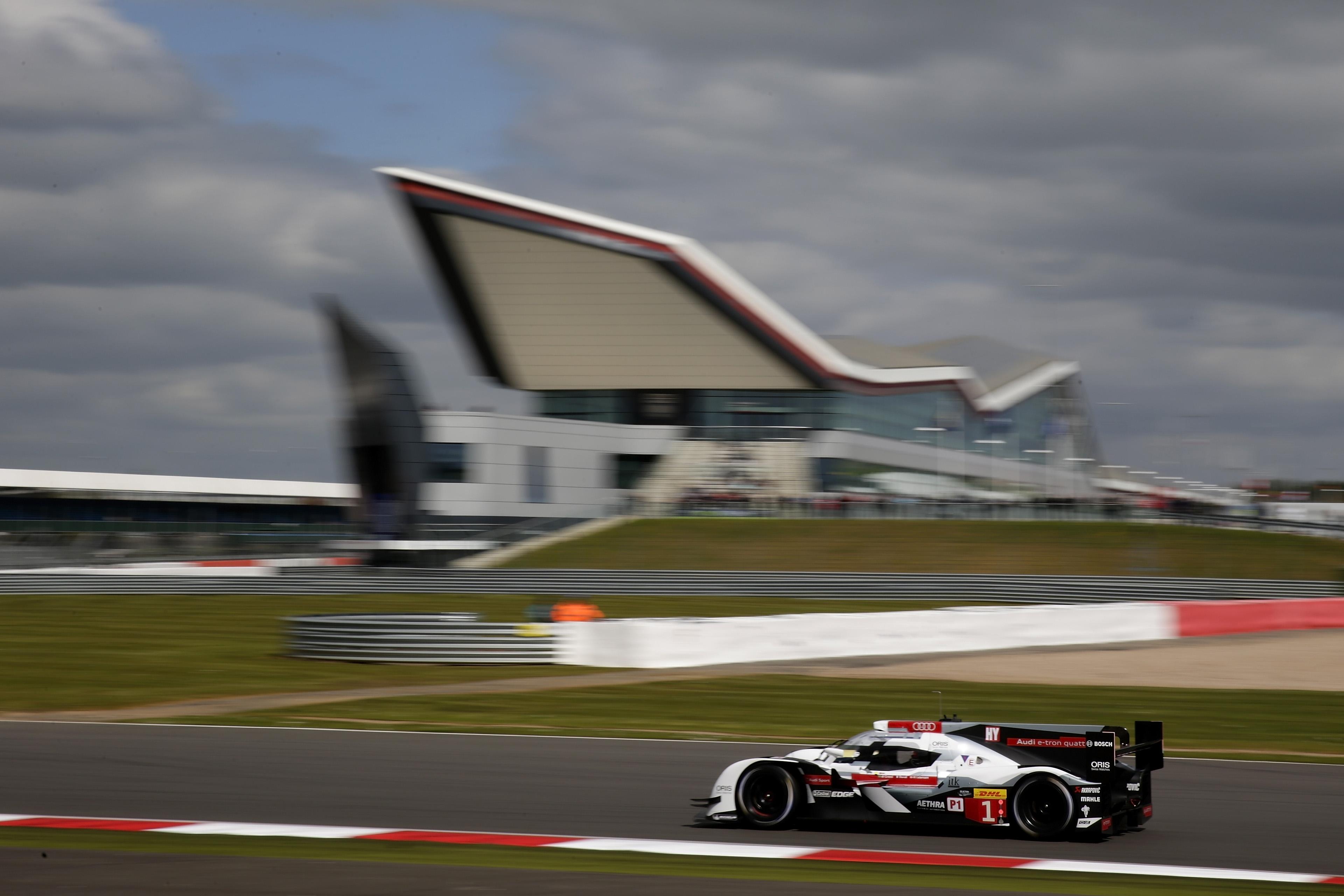 WEC 6 Hours of Silverstone 2014 - Audi #1 - Audi Sport