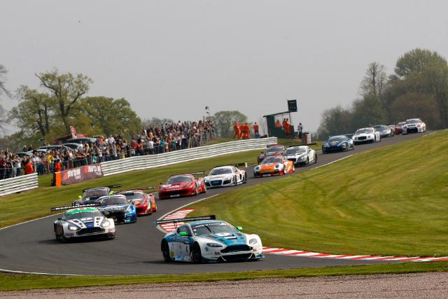 Avon Tyres British GT Championship (Credit: Jakob Ebrey Photography)