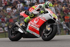 Although his result didn't reflect it, Andrea Iannone shone in Austin (Photo Credit: Pramac Racing)