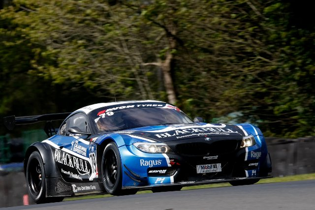 Alexander Sims gave Ecurie Ecosse pole for Monday's second race (Credit: Jakob Ebrey Photography)