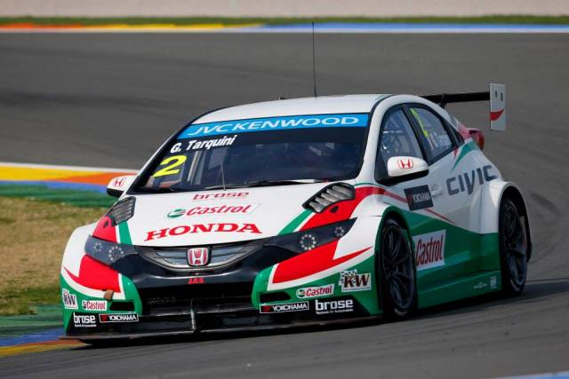 Honda - Photo Credit: FIA WTCC