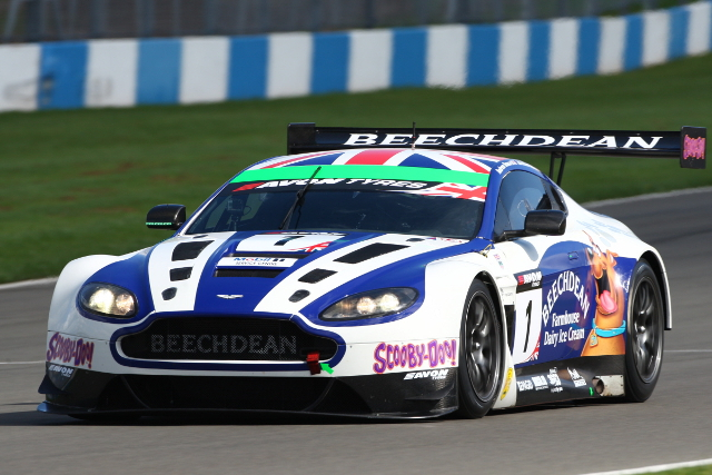 Llody will race twice in Beechdean's GT3 Vantage (Credit: Jakob Ebrey Photography)
