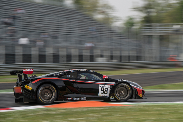 Parente was the only driver to lap below 1:48 (Credit: Brecht Decancq/Brecht Decancq Photography)