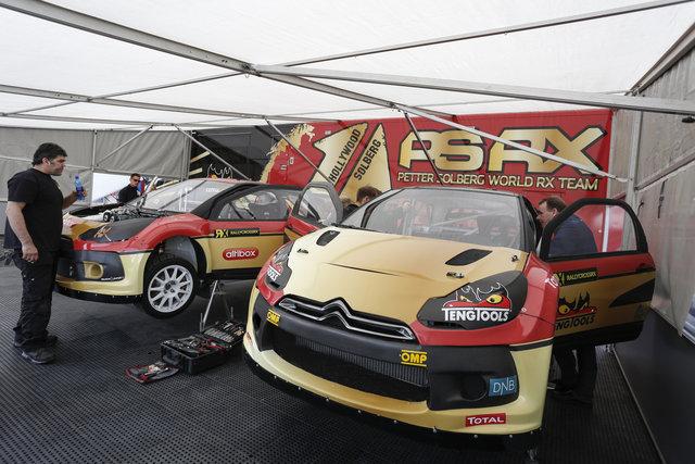 World RX Championship