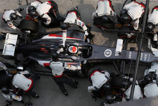 Malaysian GP Race 30/03/14