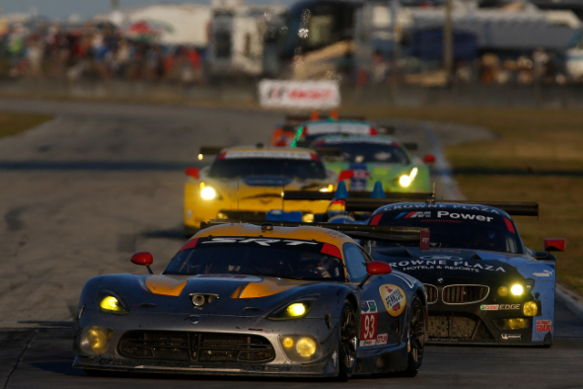 Each of SRT's teams have scored a podium already this year (Image Courtesy of IMSA)