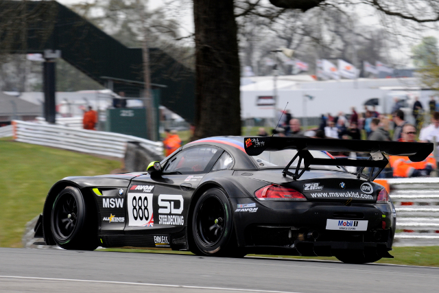 The #888 team delivered two top tens to start the year (Credit: Jakob Ebrey Photography)