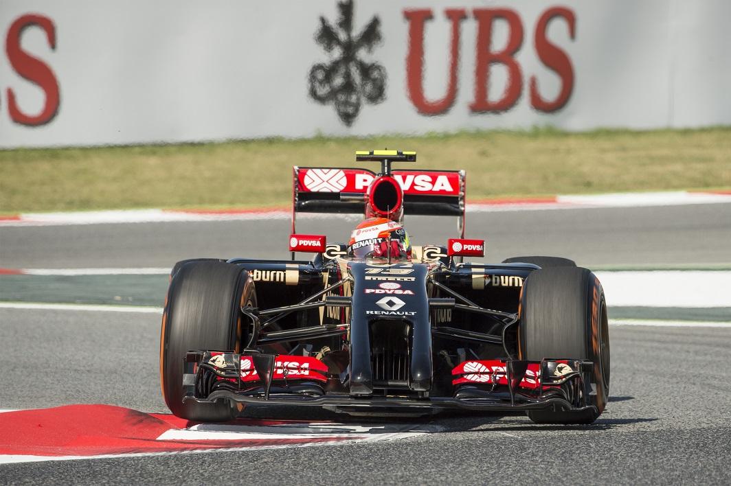 F1 - GRAND PRIX OF SPAIN 2014