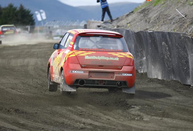 British RallyRX Round 3 - Knockhillll
