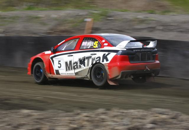 British RallyRX Round 3 - Knockhill