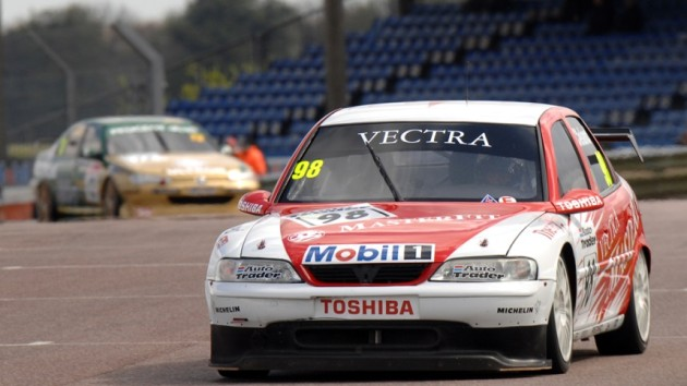 Thruxton winner Cleland will grace the BTCC crowd once again (Photo: PSP Images)