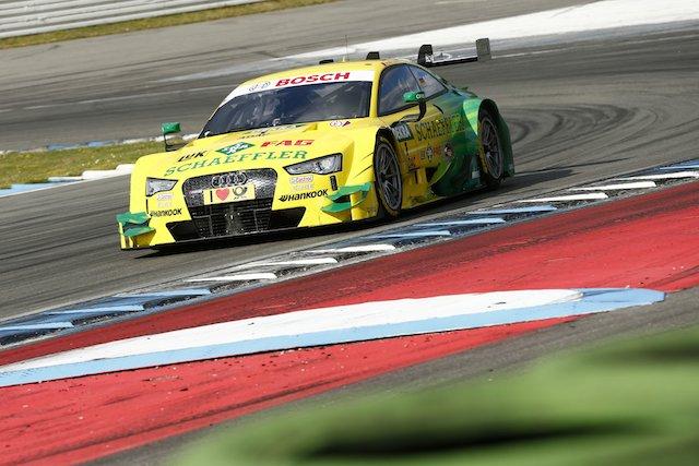 Motorsports / DTM: german touring cars championship 2014, Test at Hockenheimring