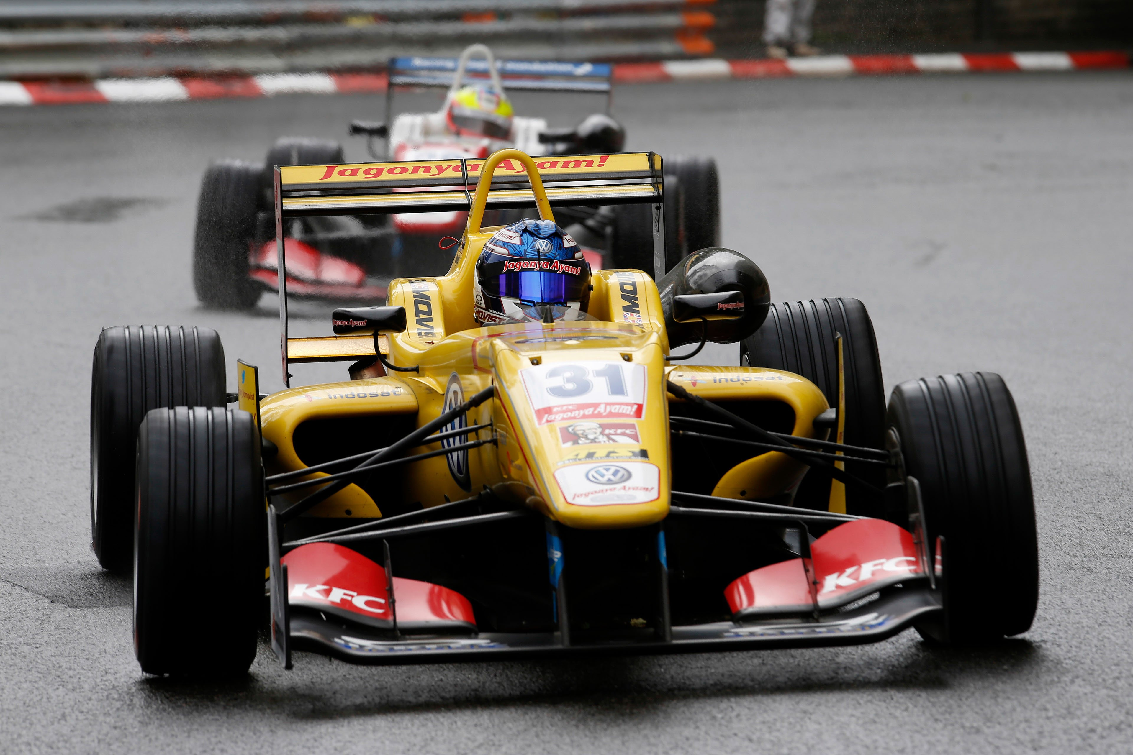 FIA Formula 3 European Championship, round 3, race 2, Pau (FRA)