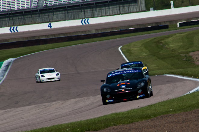 Gamble took both poles on offer for the Rockingham weekend (Credit: Nick Smith)