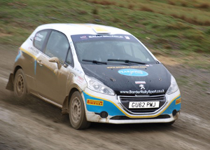 Peugeot Is Returning To The BRC With Pearson - Credit: www.rallybrc.co.uk
