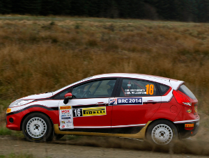 Greensmith Took The BRC3 Honours - Credit: Jakob Ebrey Photography