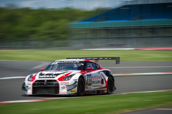 Nissan GT Academy Team RJN (Credit: Will Belcher Photography)