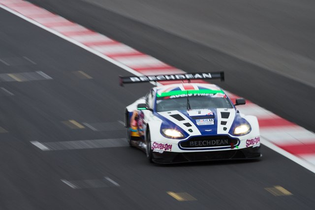 Beechdean AMR, Silverstone (Credit: Will Belcher Photography)