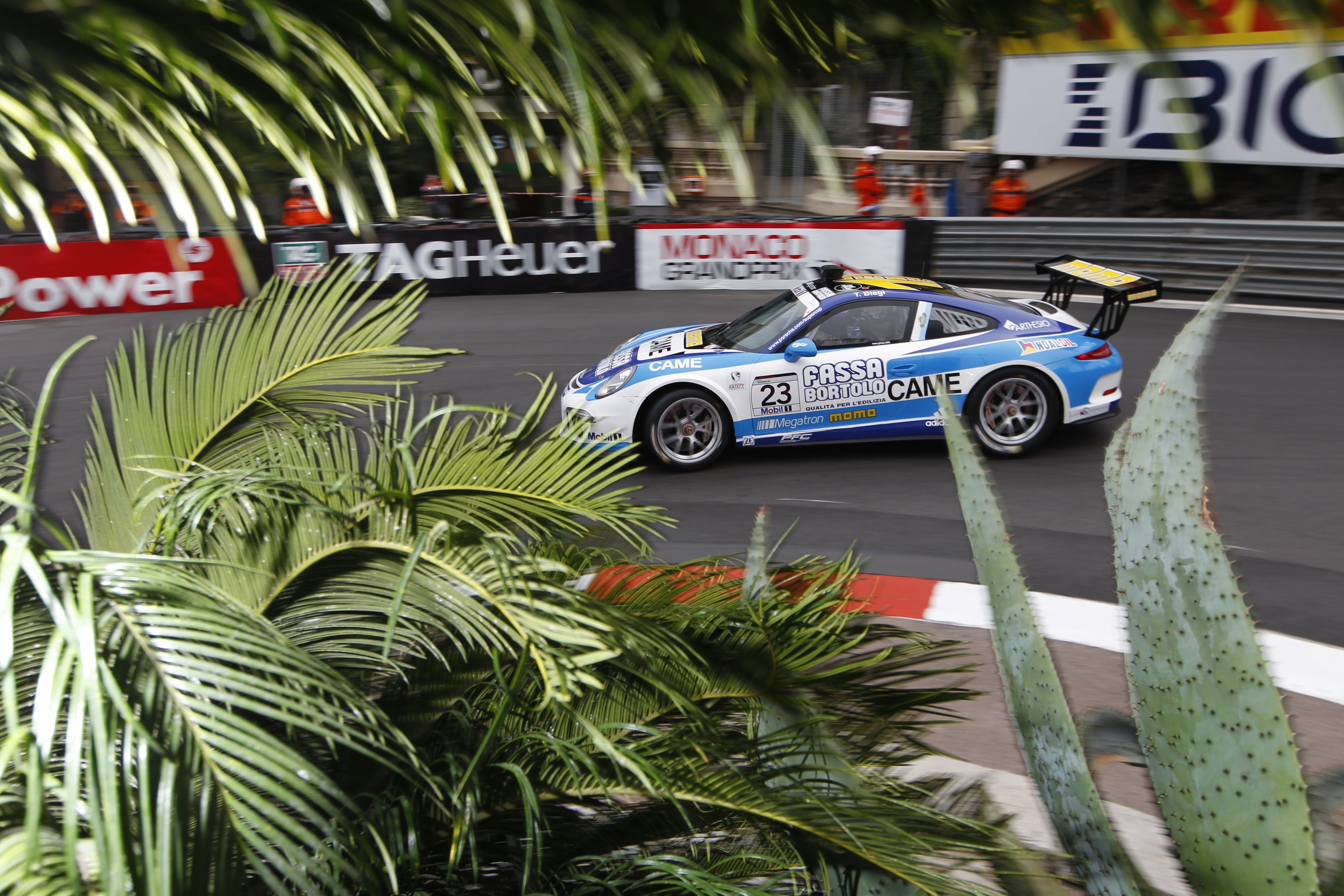 Porsche Mobil 1 Supercup Monaco 2014