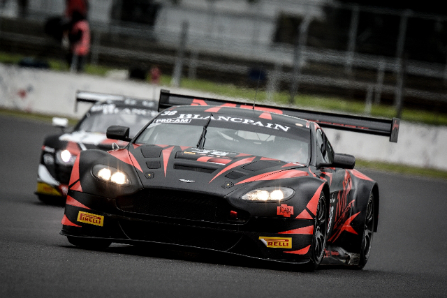The MP Motorsport AMR reprised their second-in-class role from last year's race (Credit: Xynamic Photography)