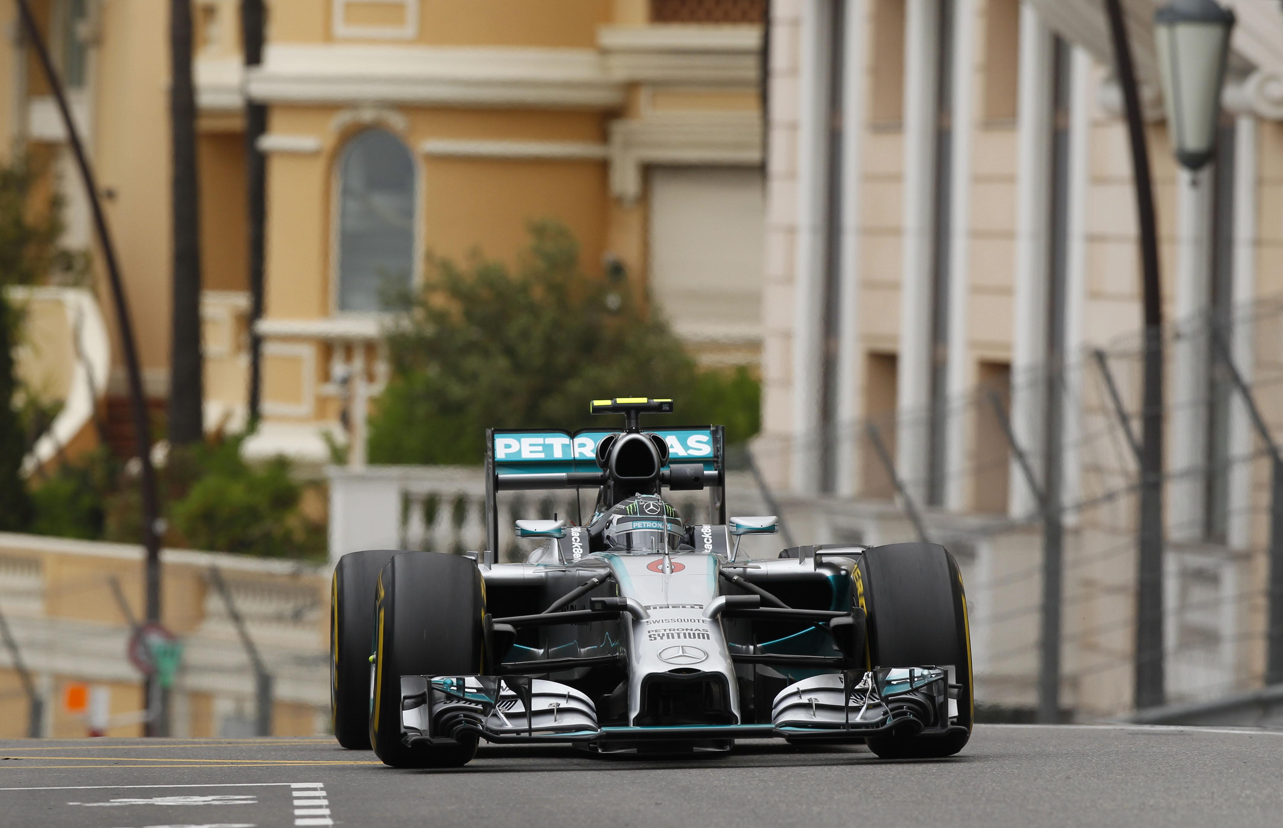 Monaco race report