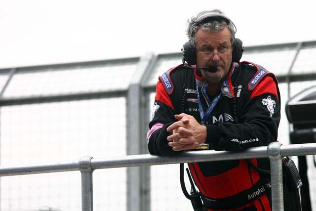 Nigel Stepney (GBR) JRM HPD ARX 03a Honda