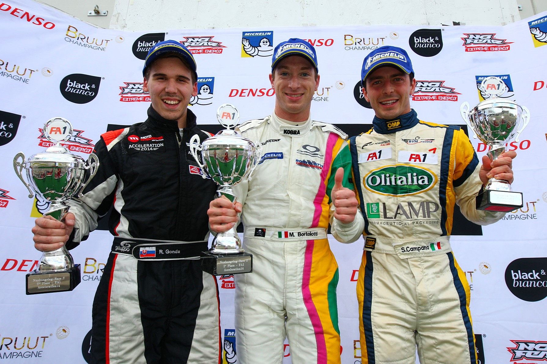 PODIUM-Sunday