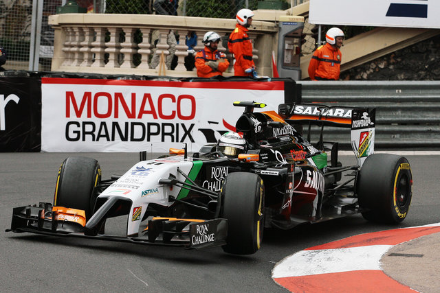 Motor Racing - Formula One World Championship - Monaco Grand Prix - Thursday - Monte Carlo, Monaco