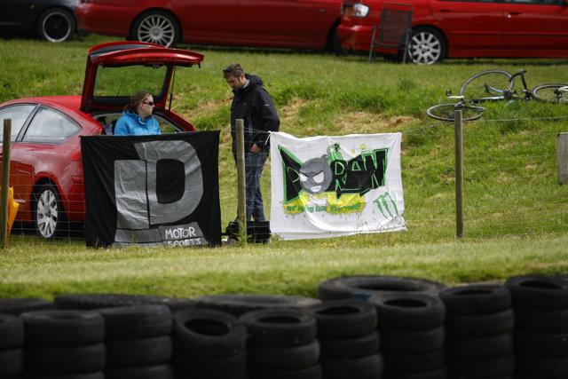 Local support for Liam Doran