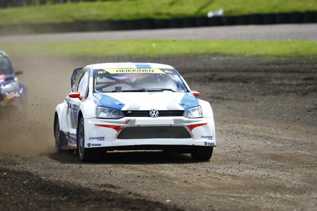 Topi Heikkinen - Marklund Motorsport - VW Polo
