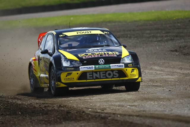Tanner Foust - Marklund Motorsport