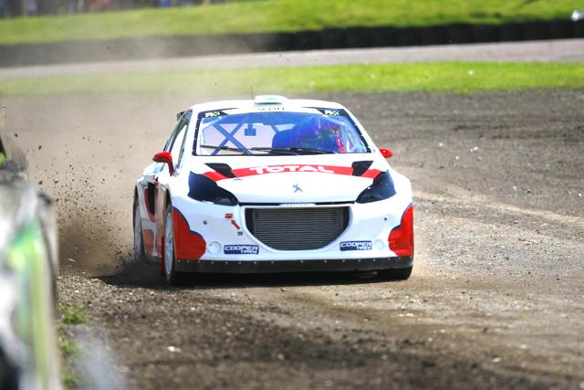 Andy Scott - Albatec Racing