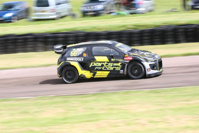 Derek Tohill - LD Motorsports - Citroen DS3
