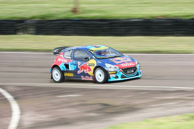 Timur Timerzyanov - Team Peugeot-Hansen