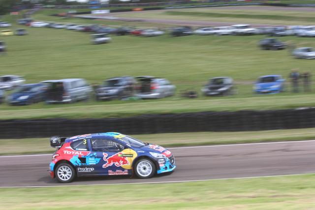 Timmy Hansen - Team Peugeot-Hansen